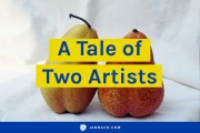 A Tale of Two Artists: Talent versus Confidence
