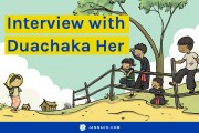 Interview with Hmong-American graphic novelist and illustrator Duachaka Her