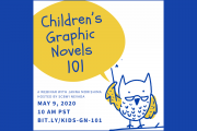 Children's GN 101 webinar with literary and illustration agent Janna Morishima
