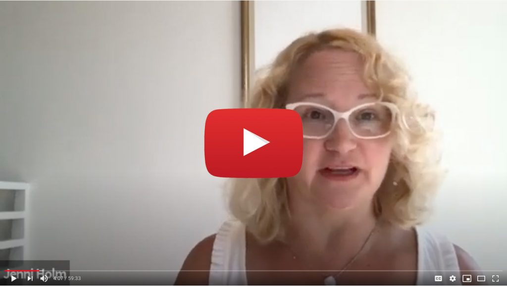 Jennifer Holm interview, June 2020, for Kids Comics Unite